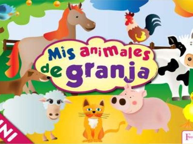 JUSTIFICACIÓN En este trabajo vamos a representar una sencilla presentación sobre los animales de la granja de una manera ...