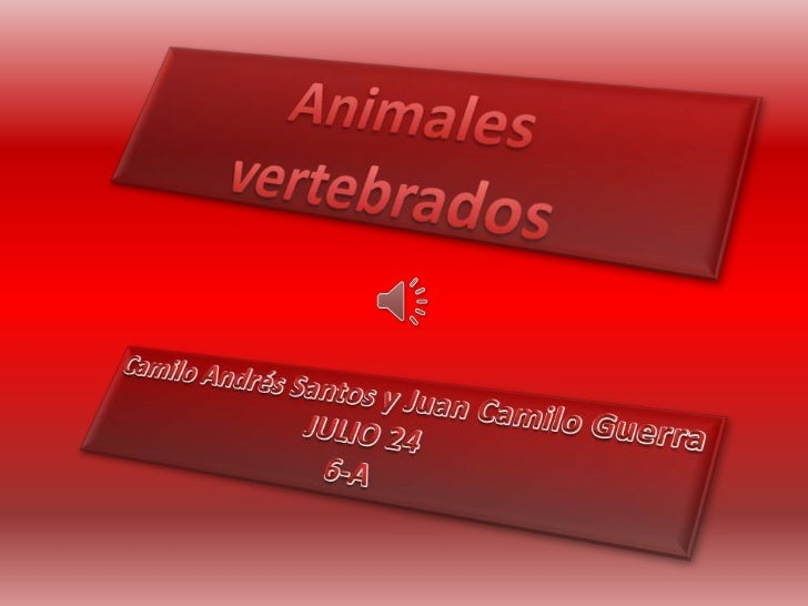 Animales Vertebrados Invertebrados Upload Share Powerpoint And Post