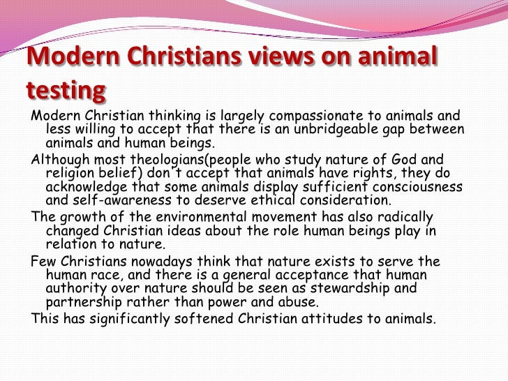 the christian attutude towards cloning christian attitudes towards cloning by ross goldsborough since dolly the sheep was successfully cloned in 1997, and the possibility of cloning humans became a.