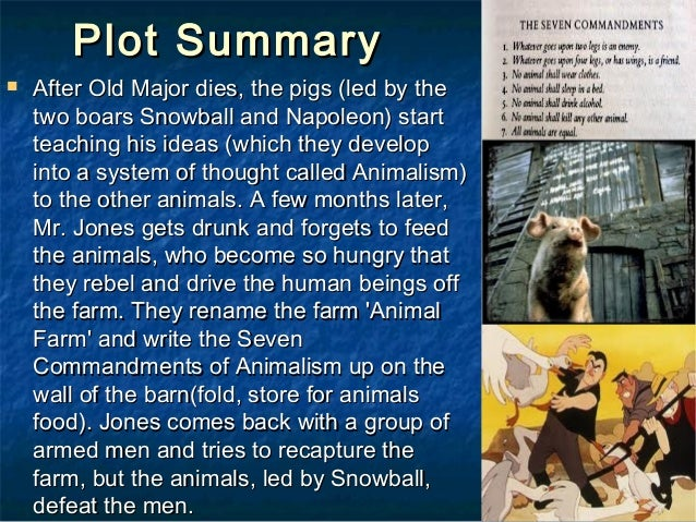 animalism versus marxism in animal farm by george orwell Research paper, essay on george orwell a perceived reality versus a true reality, and animal farm revealed that orwell : animal farm: animalism vs marxism.