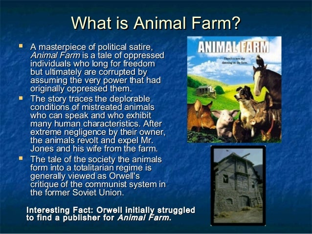 animal farm essay about power Essays from bookrags provide great ideas for animal farm essays and paper topics like essay view this student essay about animal farm of power in animal farm.