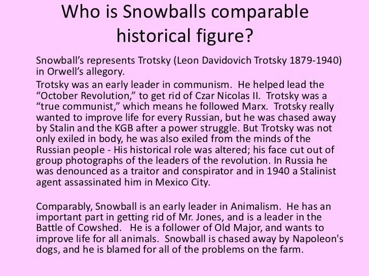 napoleon and snowball essay Download and read animal farm essay on napoleon and snowball animal farm essay on napoleon and snowball reading is a hobby to open the knowledge windows.