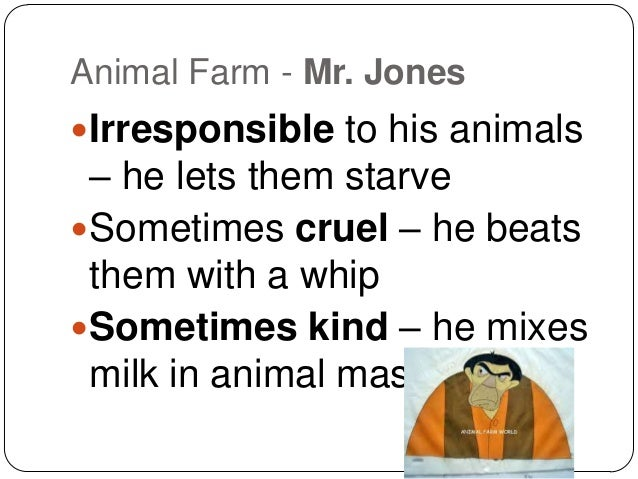 politics in animal farm essay
