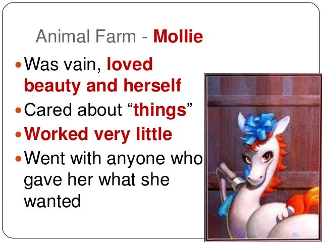 conflict in animal farm essay