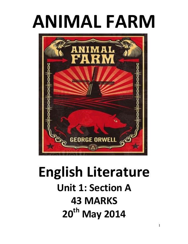 animal farm book report essays