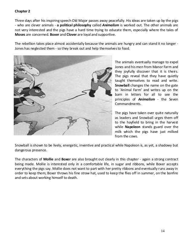 Sparknotes Animal Farm Themes Essay - image 7