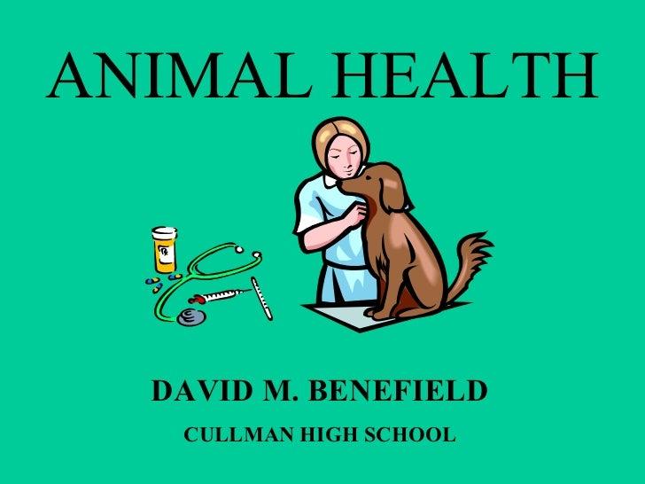 Animal health db