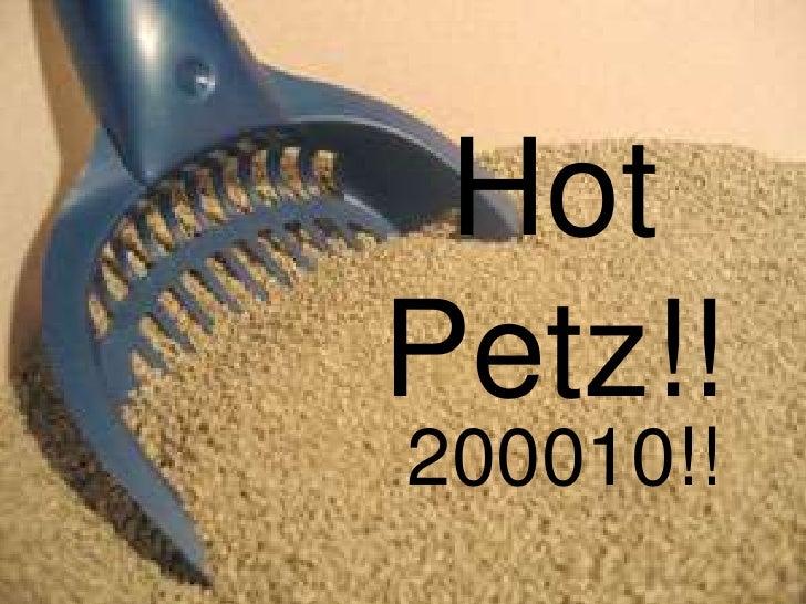 Hot Pets 2010