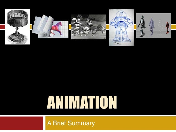 Animation Summary