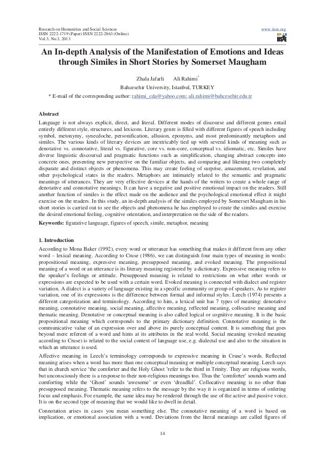 Research on Humanities and Social Sciences                                                                 www.iiste.orgIS...