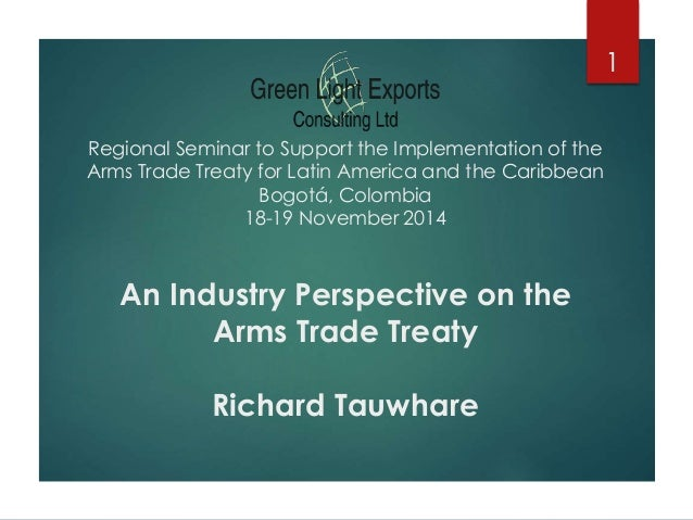 usa and the arms industry All exports to the united states of prohibited  cooperation on military trade.