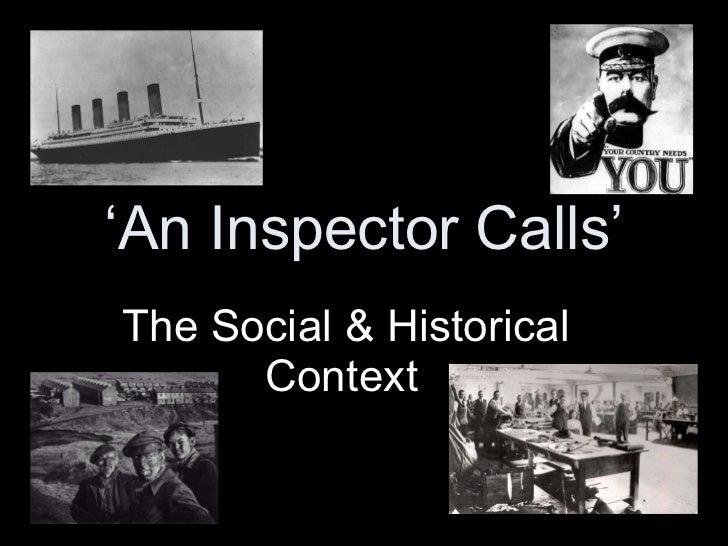 Help - an inspector calls?