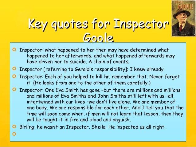 an inspector calls eric birling essay