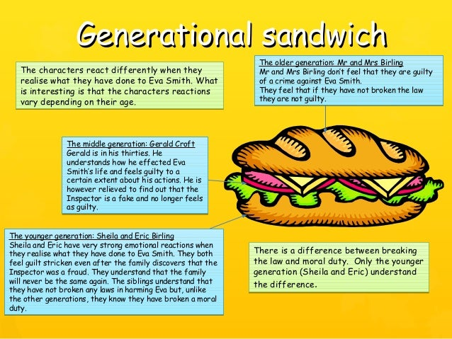 an essay about generation gap