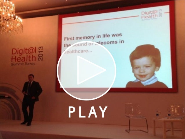 An introduction to mHealth (Digital Health Summit 2013)