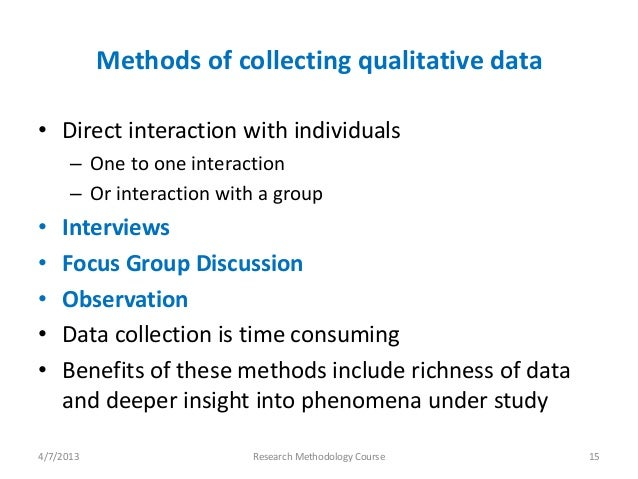 justification for qualitative research in organisations • qualitative research most commonly involves the systematic collection, ordering, description and interpretation of textual data generated from talk, observation or documentation • a.