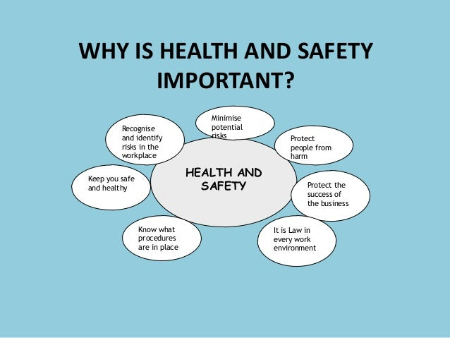 explain why it is important to assess health and safety risks Get access to explain why it is important to assess health and safety hazard posed by the work setting or by particular activities essays only from anti.