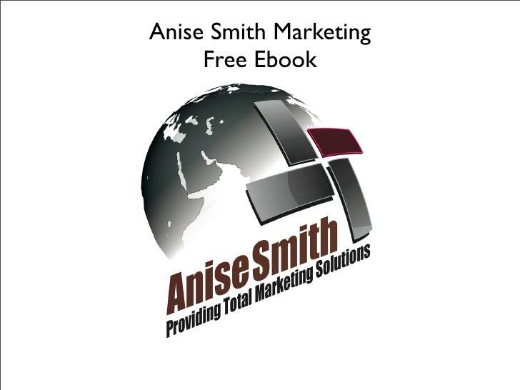 Anise Smith  Facebook Privacy ebook