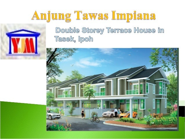 "Zero"" Down Payment, New FREEHold Double Storey Terrace House @ Anjung ..."