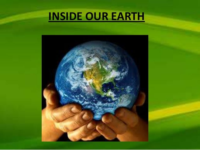class 7 inside our earth