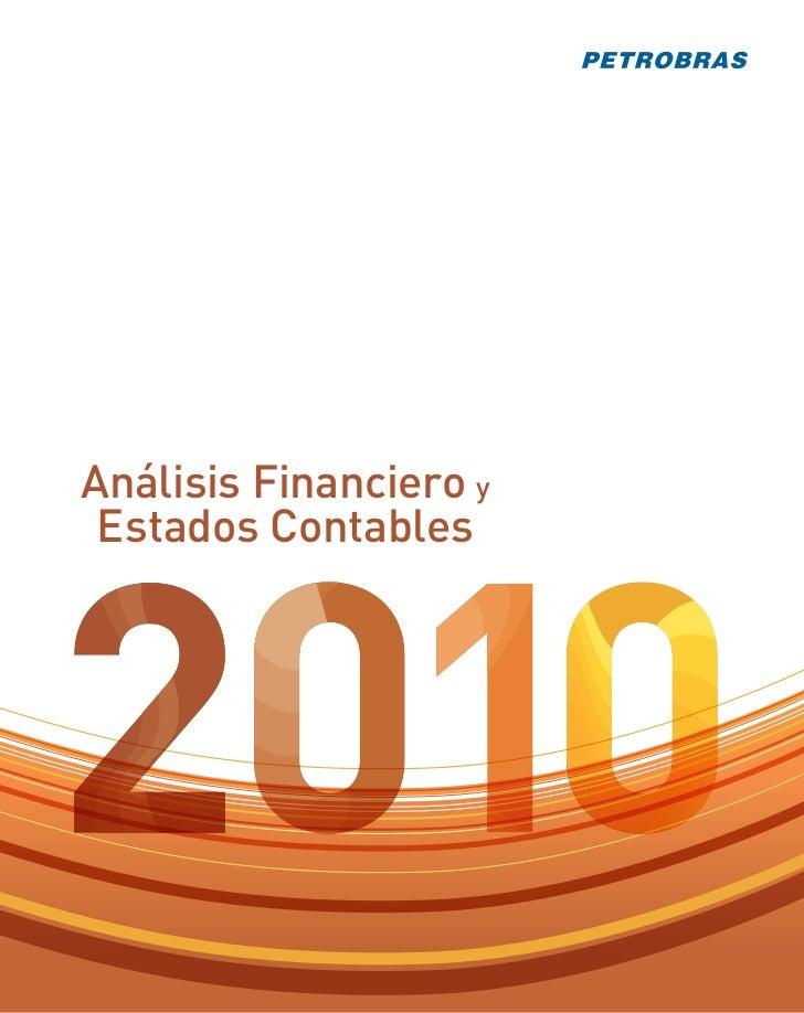 Análisis Financiero y Estados Contables