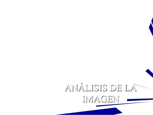 ANÁLISIS DE LAIMAGEN