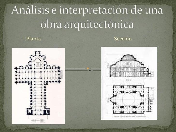 an lisis e interpretaci n de una obra arquitect nica On descripcion de una obra arquitectonica