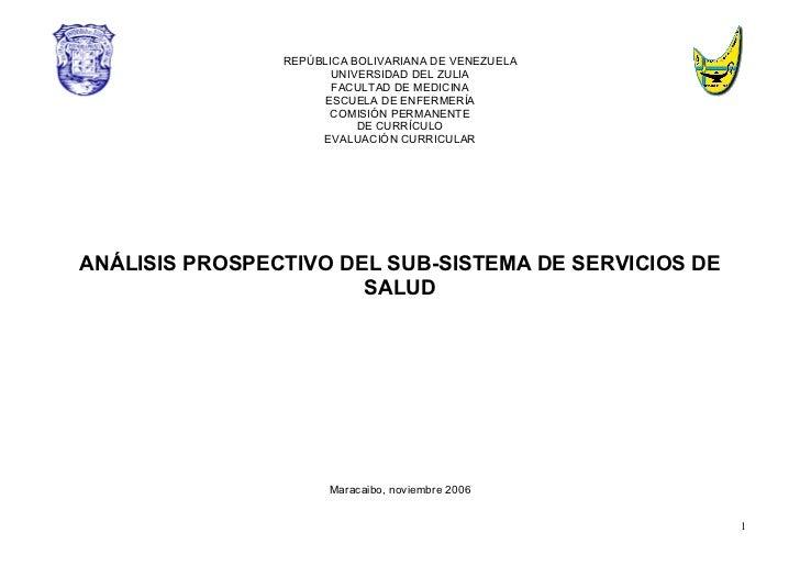 Evaluacion del Sector Servicios