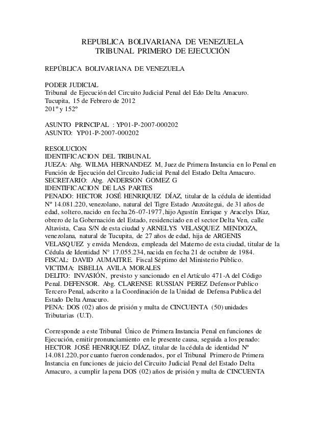 Circuito Judicial Penal : Circuito judicial penal análisis a seccion t b