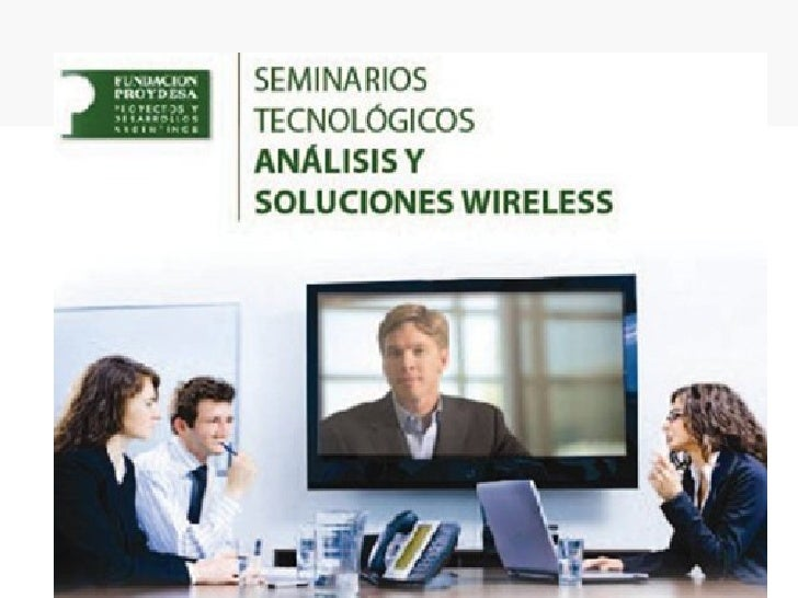 Análisis y soluciones wireless