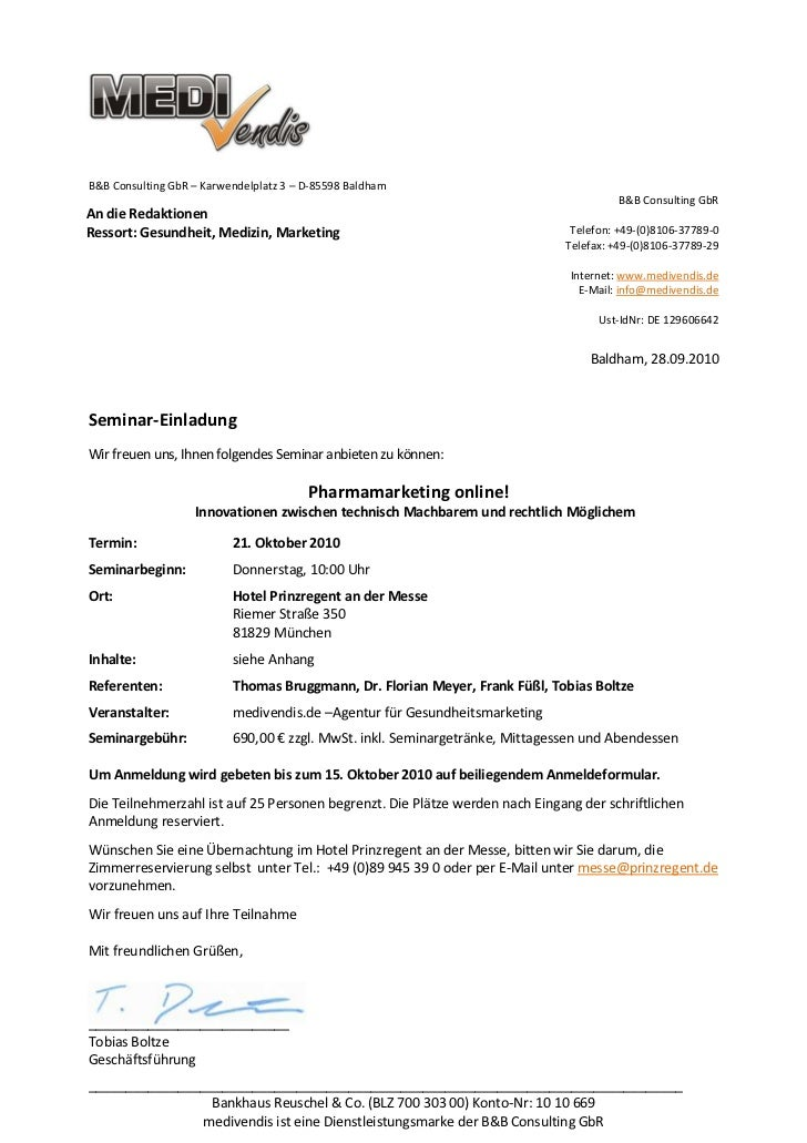 B&B Consulting GbR – Karwendelplatz 3 – D-85598 Baldham                                                                   ...