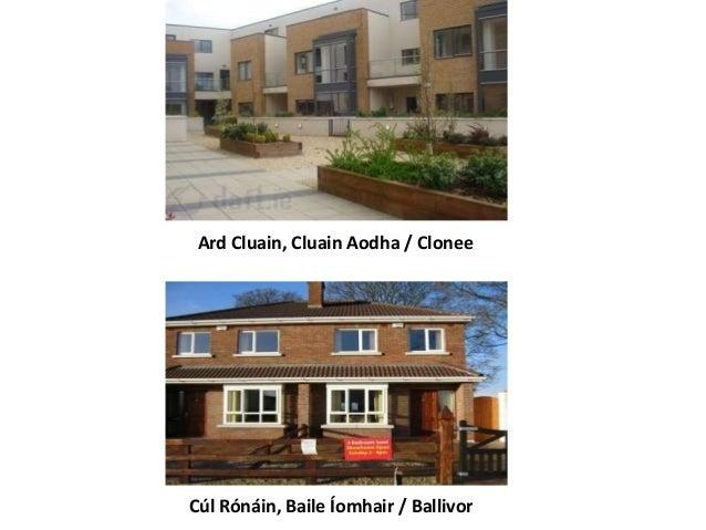 Ard Cluain, Cluain Aodha / Clonee Cúl Rónáin, Baile Íomhair / Ballivor