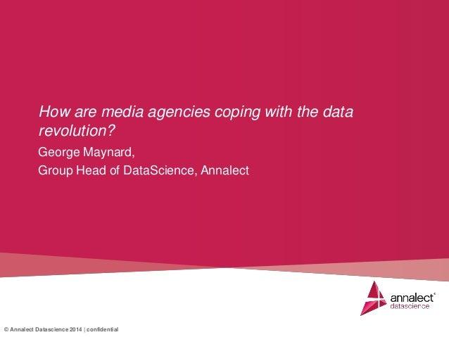 How media agencies solve the big data revolution