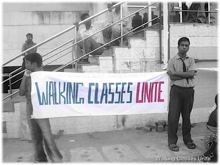 Walking Classes Unite