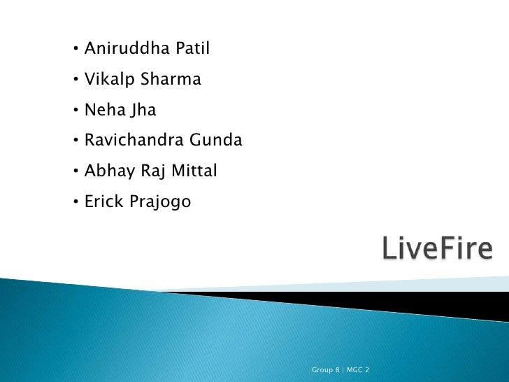 <ul><li> Aniruddha Patil