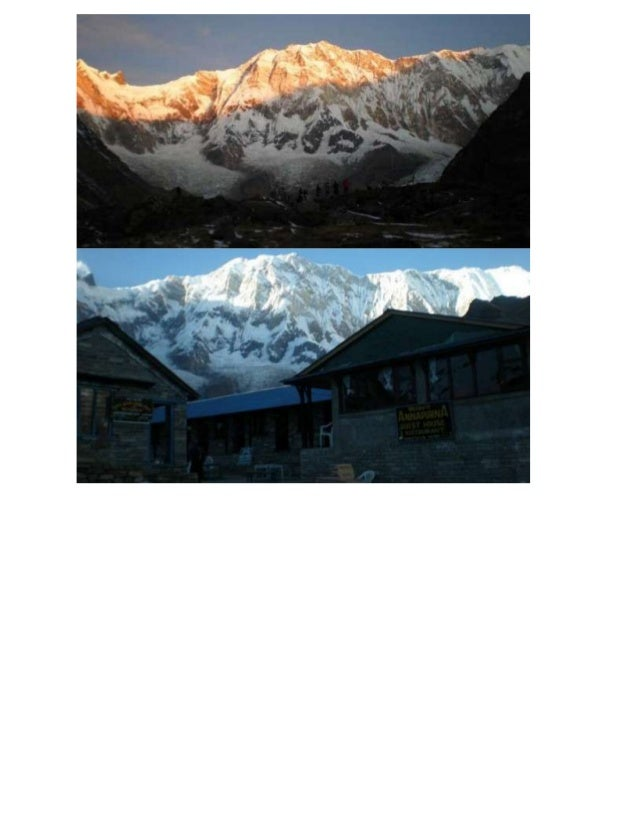 Annapurna Base Camp Trek (12 days) http://www.mountainmarttreks.com/destinations/nepal/trekking/annapurna-region/annapurna...