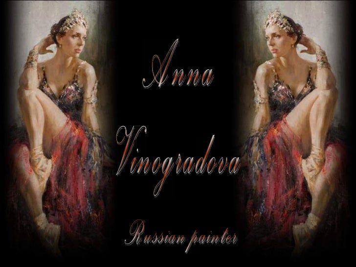 Anna vinogradova russian painter (nx power lite)