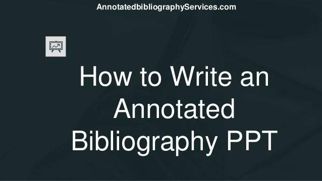 how to write an oxford bibliography