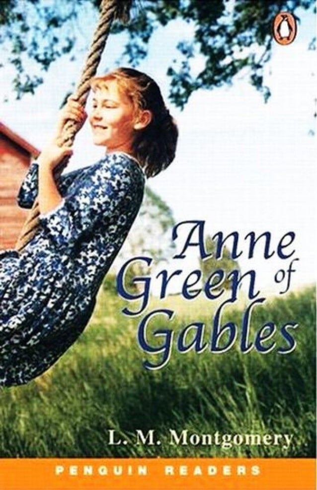 anne of green gables book report Sensible marilla and taciturn brother matthew cuthbert, the owners of green gables on beautiful prince edward island, unintentionally adopt the redheaded anne shirley.
