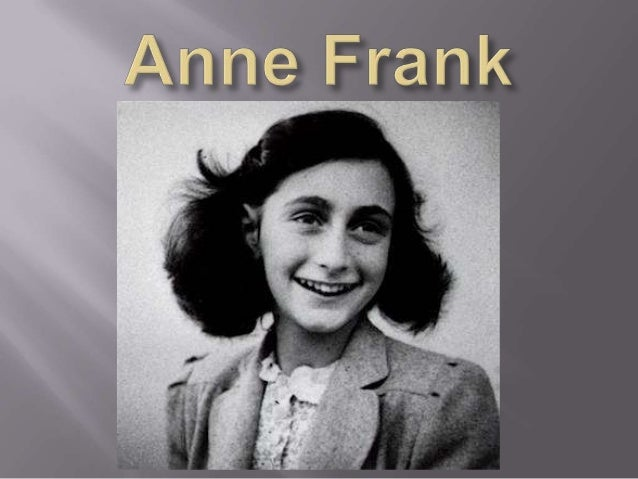 Anne Frank Summary for Middle School Kids