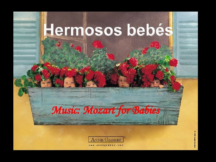 Music: Mozart for Babies
