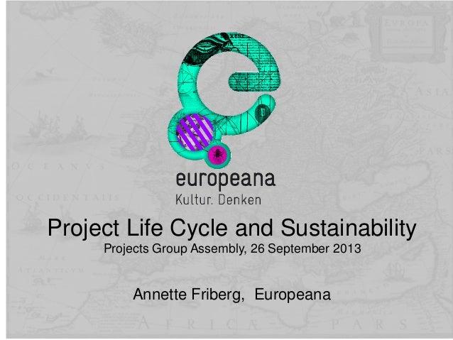 Annette project shift