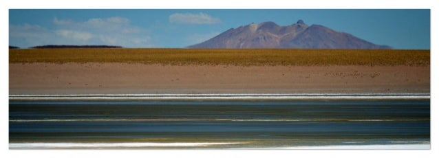 """Exposition """"Paysages Abstraits empruntés à l'Altiplano Bolivien"""" à la Mairie du 5ème Arrondissement de Lyon"""