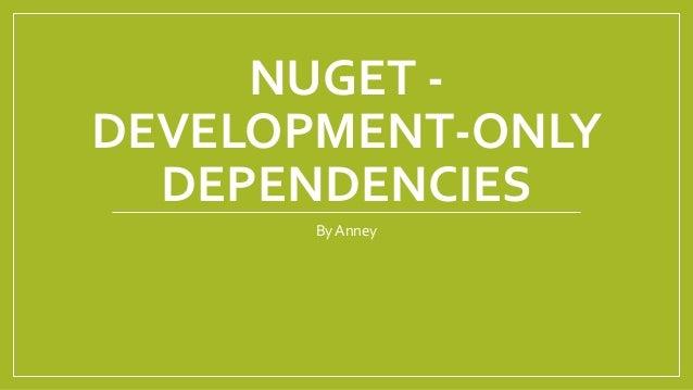 Anney 20140103 Nuget Development Only