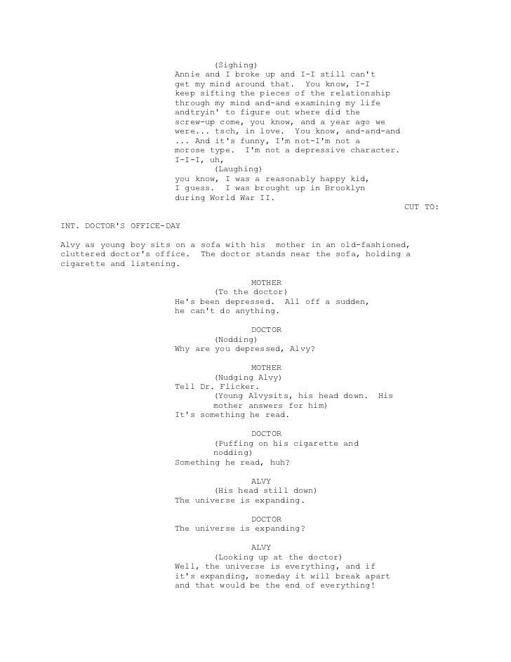 Annie Audition Script Bing Images