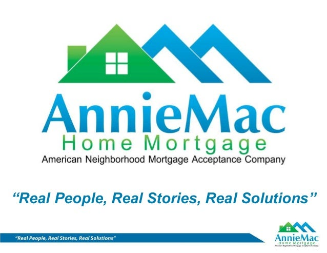 AnnieMac Home Mortgage Core Values