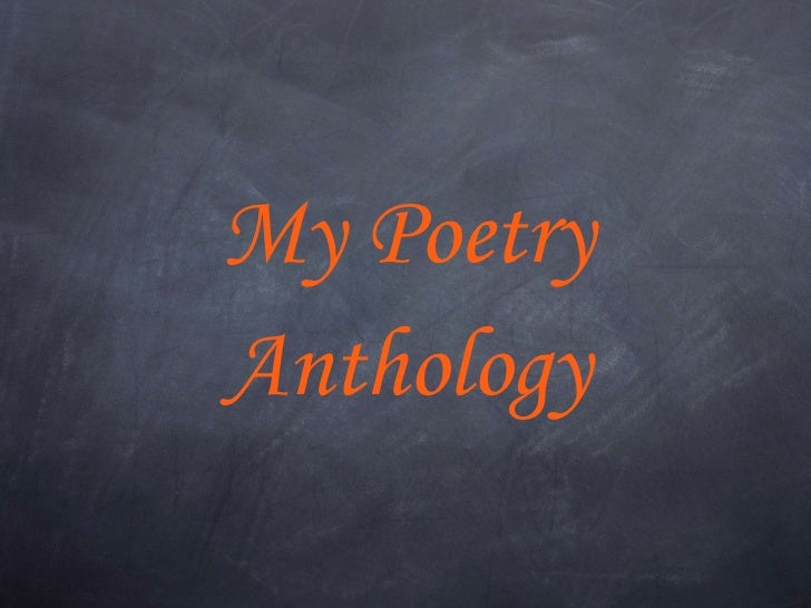 Annie\'s Poetry Anthology