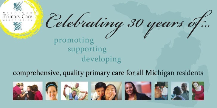 Celebrating 30 years of...             promoting                supporting                   developingcomprehensive, qual...