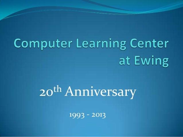 20th   Anniversary       1993 - 2013