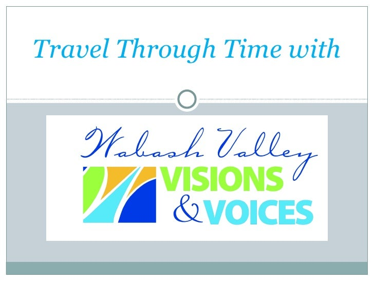 Travel Through Time with